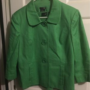 Gorgeous Beautiful Green Blazer